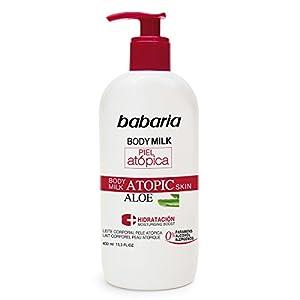 Babaria Piel Atopica Aloe Vera Leche Corporal – 400 ml