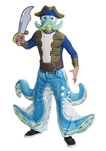 Bug Kostüm Jungen - Skylanders Giants Wash Buckler Kinder Jungen Halloween Fasching Karneval Kostüm 152-164
