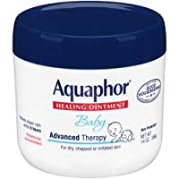 ‏‪Aquaphor Baby Advanced Therapy Healing Ointment Skin Protectant 14 Ounce Jar‬‏