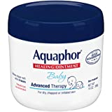 Aquaphor Baby Healing Ointment Diaper Rash and Dry Skin Protectant, 14 oz Jar by...