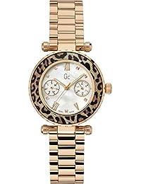 Guess X35015L4S - Reloj para mujeres color oro rosa