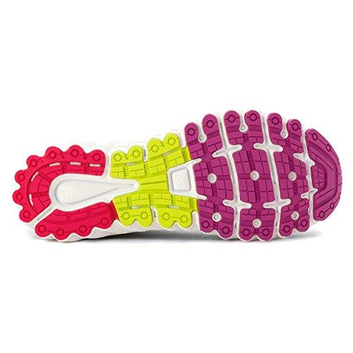 Brooks Damen Glicerin 13W Laufschuhe schwarz - violett - rosa - gelb - weiß