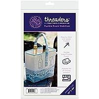 Threaders fusible Estabilizador de la espuma, color blanco