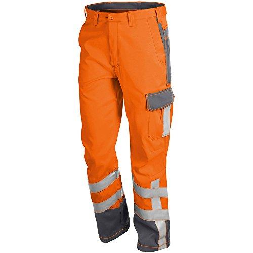 Kübler Pantalon haute visibilité Orange/Anthracite