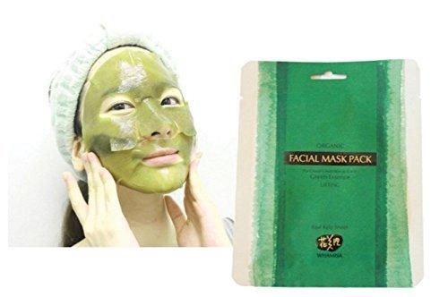 Whamisa Bio-Sea Kelp Sheet Maske