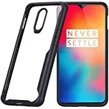 "[Sponsored]OnePlus 6T Case And Cover - Valueactive Shockproof All Sides Protection With""Air Cushion Corners"" Transparent Back Case Cover For OnePlus 6T (One Plus 6T)"