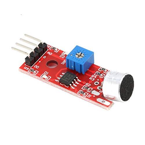 Dynamic 5pcs Smart Electronics Ky-038 Mic Voice Sound Detection Sensor Module Microphone Transmitter Smart Robot Car For Arduino Diy Kit Consumer Electronics Accessories & Parts