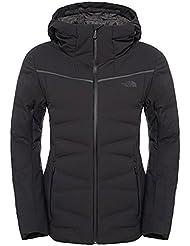 North Face W CHARLANON DOWN JACKET - Chaqueta, color negro, talla M