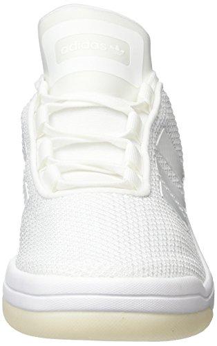 adidas Unisex-Erwachsene Veritas Lo Low-Top Weiß (Ftwr White/Ftwr White/Vintage White)