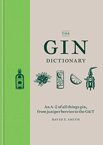 The Gin Dictionary (English Edition) eBook: David T. Smith: Amazon ...