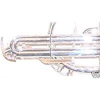 Atril para anillos de goma para corneta/disparadores de la trompeta