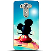 Phone Case Cover,Phone Case Cover For Lg g4,The Disney Mickey Mouse Silicone Case Protective Phone Case Cover For Lg g4