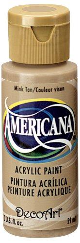 Americana vernice acrilica 2 once-Mink Tan/opaco