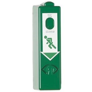 Türwächter-EH, Gehäuse grün