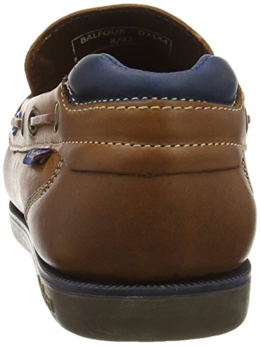 Chatham Balfour, Chaussures Bateau Homme Brown (Tan/Navy)