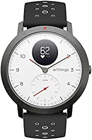 Withings/Nokia Steel HR Sport Smartwatch 40mm- Activity Tracker, Heart Rate Monitor, Sleep Monitor, GPS, Water