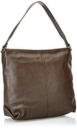 Timberland Tb0m5682, Borsa a Spalla Donna, 15 x 32 x 32 cm (W x H x L) Marrone (Chocolate Brown)