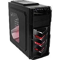 Raidmax Vortex V4 أسود/أحمر حقيبة للحواسيب اللوحية