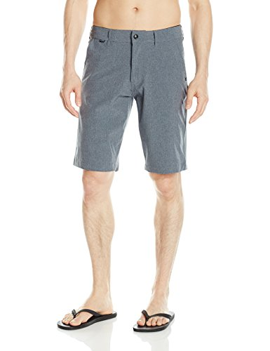 Fox Herren Essex Modern Fit 4-Way Stretch Tech Short - grau - 46 -