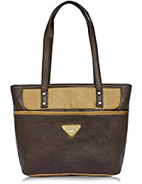 Fantosy Brown And Beige Women Shoulder Bag (brown And Beige) (FNb-779)