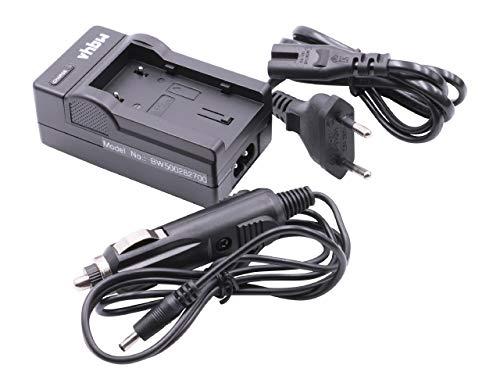 Caricabatterie Alimentazione Batteria da auto per JVC Everio sostituito AA VF8