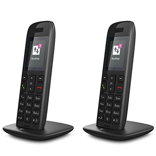 """Deutsche Telekom Telekom 153706 Speedphone 11"""" DUO Set schwarz"""