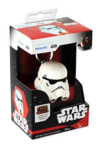 Preisvergleich Produktbild Star Wars P15320GI - Stormtrooper Schlüsselanhänger, mehrfarbig