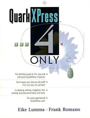 [(QuarkXPress 4 Only)] [By (author) Eike Lumma ] published on (September, 1998)