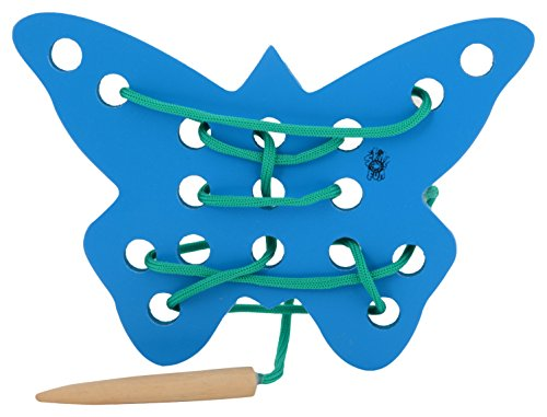 Skillofun Sewing Toy Butterfly, Multi Color