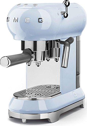 Smeg 146875Machine à café, réglable kafeet emperatur avec milschaufs Mousseur à lait