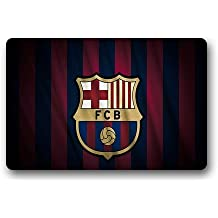 Doormat No.01 Personalizado Barcelona F.C Entrada Felpudo al Aire Libre Cocina, Cuarto de