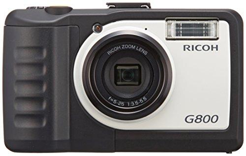 RICOH Digitalkamera G800 16MP Weitwinkel wasserdichter 28-Mm-5-M-Einfluss chemischer staubdichter 2.0-M-Widerstand 162 045