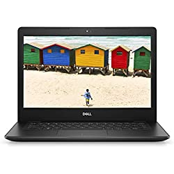 "Dell Inspiron 14-3480 Ordinateur Portable 14"" Full HD Noir (Intel Core i5, 8Go de RAM, SSD 512Go, Intel UHD Graphics, Windows 10 Home) Clavier AZERTY Français"