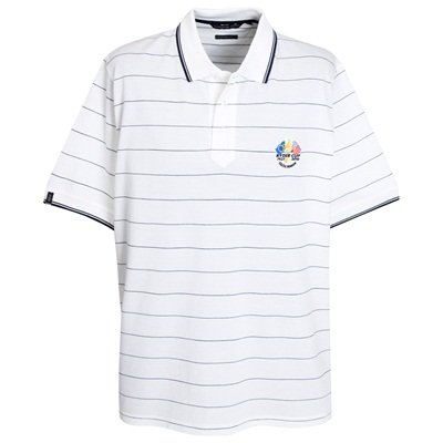 Glenmuir Ryder Cup 2010 Celtic Manor Golf Polo Shirt (Herren Klein)