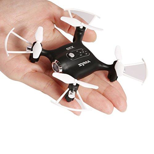 Syma X20-S Drones Mini Niños 2.4GHz 4CH 6-Axis Cuadricópteros