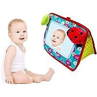 Oddity Baby Buggy Spielzeug Anhänger Krippe Hängeornament Kognitive Spiegel Spielzeug Magic Spiegel für Kleinkinder