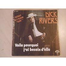 dick rivers (voila pourquoi j'ai besoin d'elle/filles des bandes dessinées)