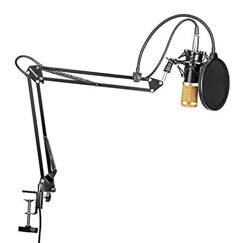 Bras De Suspension - Neewer® NW-800 Professionnel Studio Radiodiffusion Enregistrement Microphone