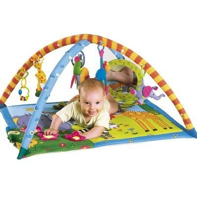 Tiny Love Super Deluxe baby Gymini Activity Gym with Lights and Music by Tiny Love (Gym Tiny Love)