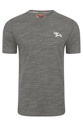tokyo-laundry-mens-nome-lake-t-shirt-gunmetal-grey-medium