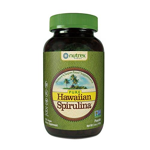 Nutrex Reine Hawaiian Spirulina Pacifica - Natur Multivitamin - 141g Pulver (Multivitamin Energie)