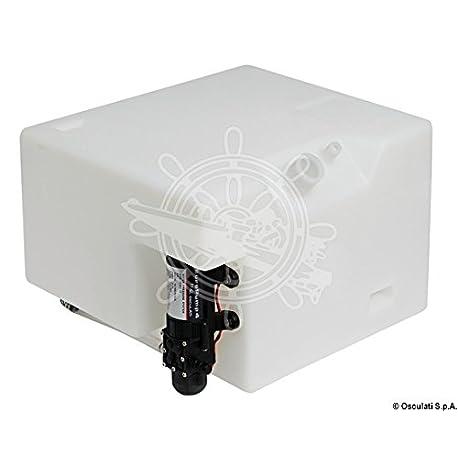 Osculati 52 194 21 Kit serbatoio PET con autoclave Tank with autoclave