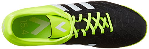 Scarpe Da Calcio Per Uomo Adidas Ace154 Indoor Multicolore (nero / Verde / Bianco)
