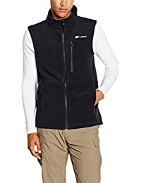 Berghaus Mens Prism 2.0 InterActive Full Zip Fleece Gilet Vest