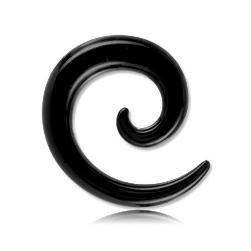 Kolbenring Spirale Polysafe schwarz–Durchmesser 16mm