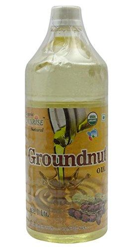 Organic Sunrise Oil Arachide Natural 33,81 Ounce -USDA Certified