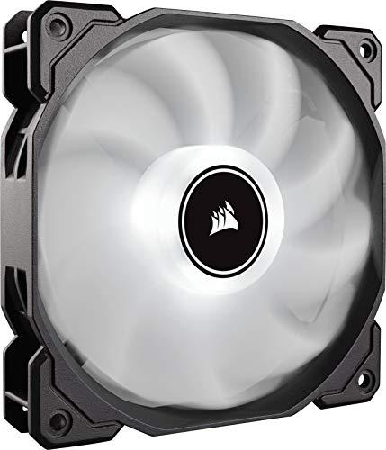 Corsair Air AF120 LED Carcasa del Ordenador Enfriador - Ventilador de PC...