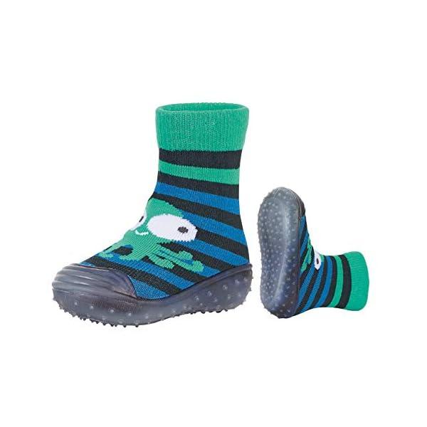 Sterntaler Adventure-Socks Qualle, Zapatillas Impermeables para Niños 1