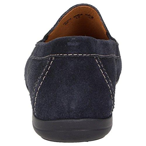 Sioux Herren Gion-XL Mokassin Blau