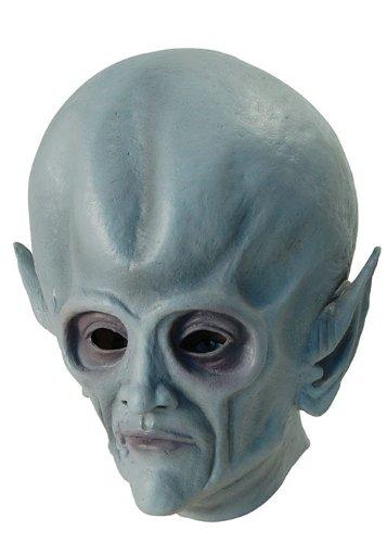 Deluxe Alien Maske